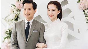 Hé lộ không gian sang trọng nơi Hoa hậu Đặng Thu Thảo làm lễ cưới
