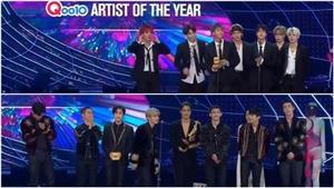 MAMA 2017 Hong Kong: BTS lập 'hattrick', EXO tiếp tục được vinh danh