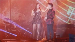 VIDEO: Bằng Kiều mất tiếng không thể hát vẫn cố biểu diễn 'Tình bơ vơ' cùng Thanh Hà
