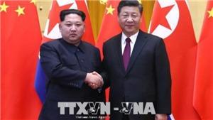 Chủ tịch Trung Quốc nhận lời mời thăm chính thức Triều Tiên