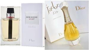 Ba sản phẩm nổi tiếng của Dior bị Bộ Y tế thu hồi