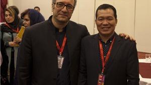 'Cha cõng con' của Lương Đình Dũng đạt giải Phim hay nhất châu Á tại LHP Quốc tế Iran