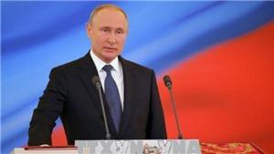 Tổng thống Putin cảnh báo nguy cơ khủng hoảng kinh tế toàn cầu