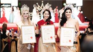 VIDEO: Dương Thùy Linh rạng ngời khoảnh khắc đạt vương miện Hoa hậu Phụ nữ toàn thế giới