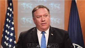 Ngoại trưởng Mỹ đánh giá cao vai trò Hàn Quốc trong tiến trình phi hạt nhân hóa Bán đảo Triều Tiên