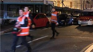 Va chạm tàu điện ở ngoại ô Paris làm 12 người bị thương