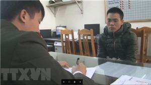 Tạm giữ hình sự đối tượng loan tin sai sự thật về thịt lợn nhiễm sán ở Bắc Ninh