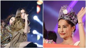 HÌNH ẢNH: Những khoảnh khắc ấn tượng tại Chung kết Hoa hậu Đại dương 2017
