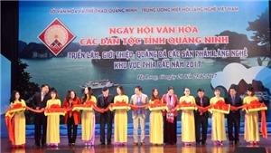 Khai mạc Ngày hội Văn hoá các dân tộc Quảng Ninh