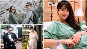Showbiz 'hot' trong ngày: Bảo Anh, Hồ Quang Hiếu 'nối lại tình xưa'? Diệp Lâm Anh sinh con sau 6 tháng lấy chồng