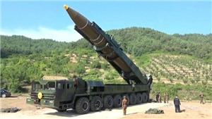 VIDEO: Mỹ dùng bom B-1B tập trận với Hàn Quốc là 'hành động khiêu khích liều lĩnh' trước Triều Tiên