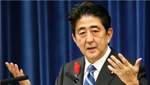 Ông Shinzo Abe tiếp tục giữ chức Thủ tướng Nhật Bản