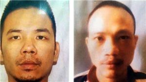 Vụ 2 tử tù Thọ 'sứt' và Nguyễn Văn Tình vượt ngục: Khởi tố 3 cựu cán bộ trại giam T16