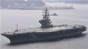 Máy bay quân sự Mỹ chở 11 người đâm xuống biển Thái Bình Dương