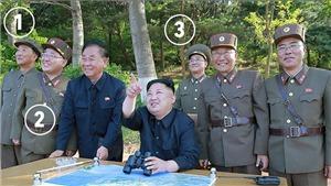 'Bộ tứ tên lửa' đứng đằng sau Kim Jong-un gồm những ai?