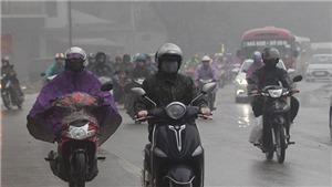 Thời tiết Tết Nguyên đán: Từ mai, 25 Tết, trời mưa rét trở lại