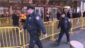 VIDEO Vụ nổ ở Quảng trưởng Thời đại: Bắt giữ một nghi phạm