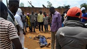 Nigeria: Hơn 25.000 người bị giam giữ trong các 'trại nô lệ' ở Libya