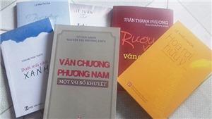 Hội Nhà văn TP.HCM nhận thiếu sót khi xét giải thưởng 2 tác phẩm thơ