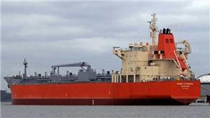 Tàu chở dầu cùng 22 người Ấn Độ mất tích ở ngoài khơi bờ biển Tây Phi