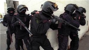 Nga bắt giữ 60 đối tượng nước ngoài hậu thuẫn IS