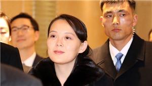 Em gái Kim Jong-un có thể sẽ tham gia các cuộc đàm phán với Mỹ