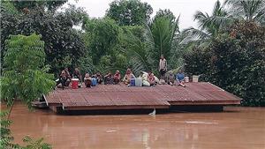 Vỡ đập thủy điện ở Lào không ảnh hưởng đến đồng bằng sông Cửu Long