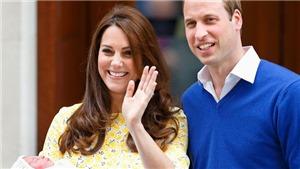 Hoàng gia Anh chào đón thêm một hoàng tử
