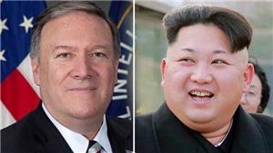 Giám đốc CIA Mike Pompeo bí mật thăm Triều Tiên, gặp nhà lãnh đạo Kim Jong-un
