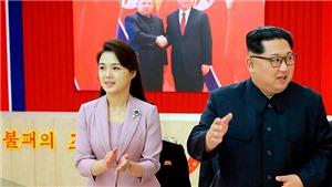 Phu nhân nhà lãnh đạo Triều Tiên Ri Sol-ju tham dự tiệc tối ở Hàn Quốc