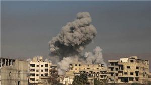 Vụ tấn công Syria chỉ là màn pháo hoa tốn kém