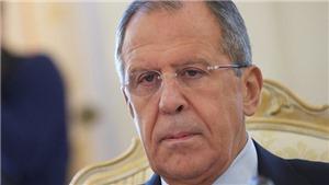 Ngoại trưởng Nga Sergei Lavrov chuẩn bị đến Triều Tiên để làm gì?