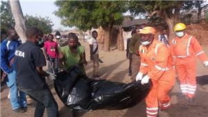 Đánh bom liều chết tại Nigeria, ít nhất 5 người thiệt mạng, 5 người bị thương