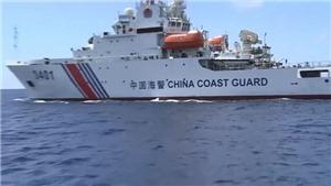 Nhật Bản tiếp tục phát hiện tàu Trung Quốc vào vùng biển tranh chấp