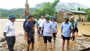 Cứu trợ khẩn cấp người dân Lai Châu và Hà Giang thiệt hại do mưa lũ