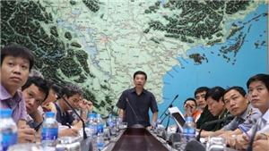 Cảnh báo mưa dông ở khu vực Hà Nội, lũ quét, sạt lở đất khu vực vùng núi phía Bắc