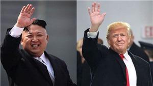 Tổng thống Mỹ công bố bức thư của nhà lãnh đạo Kim Jong-un