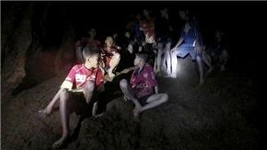 Giải cứu đội bóng thiếu niên Thái Lan: Xác định khu vực tiến hành chiến dịch giải cứu