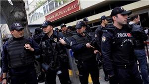 Thổ Nhĩ Kỳ bắt giữ 43 đối tượng tình nghi khủng bố