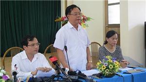 Ông Mai Văn Trinh: 'Điều tra gian lận thi tại Hòa Bình không thể rút dây động rừng'