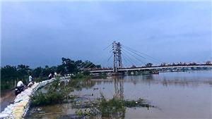 Ứng phó với ngập lụt ở Chương Mỹ: Thủ tướng chỉ đạo Hà Nội cần có biện pháp mạnh mẽ hơn