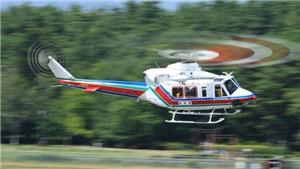 Nhật Bản: Trực thăng cứu hộ chở 9 người mất tích