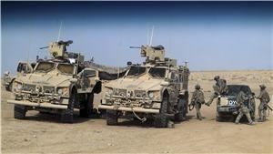 Syria tố cáo liên quân do Mỹ dẫn đầu sơ tán các thủ lĩnh IS từ Deir Ezzor