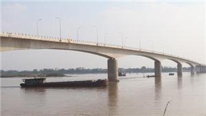Hôm nay, sẽ thông xe 2 tuyến đường bộ kết nối với Hà Nội