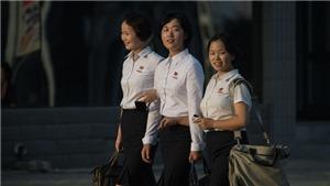 Triều Tiên hối thúc Mỹ dỡ bỏ biện pháp trừng phạt