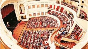 TP.HCM thống nhất xây nhà hát hơn 1.500 tỉ đồng tại Thủ Thiêm