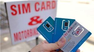 Thị trường SIM đẹp 'bình yên' trong ngày đầu chuyển mạng giữ số