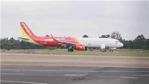 Cục Hàng không lập tổ điều tra máy bay Vietjet gặp sự cố hạ cánh