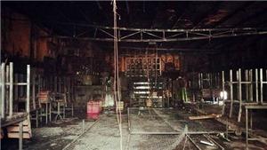 Nạn nhân thứ 7 trong vụ cháy nhà hàng tại Đồng Nai đã tử vong