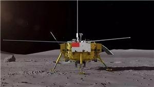 Tàu thăm dò Trung Quốc chuẩn bị hạ cánh xuống bề mặt tối của Mặt Trăng